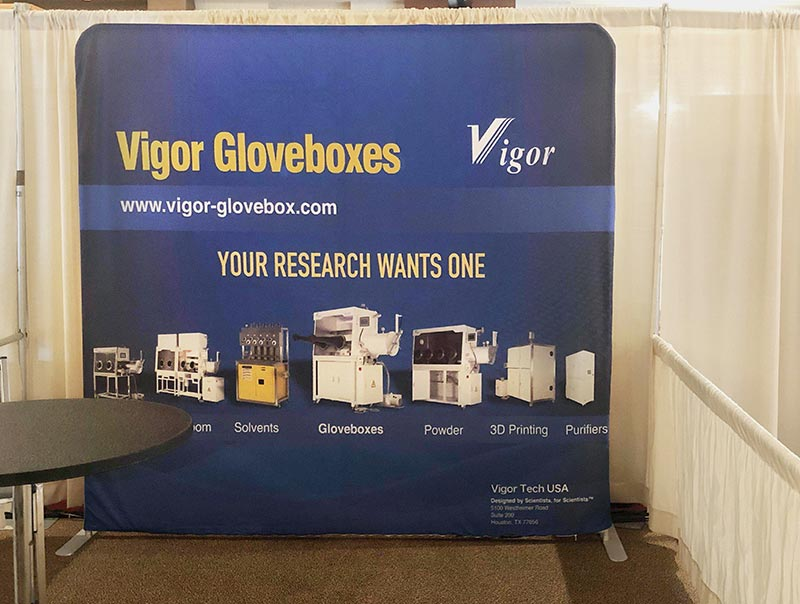Vigor Tech USA Was at The AMPM Exhibition 2019
