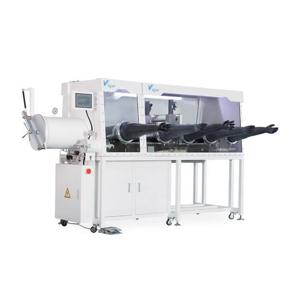 Integrated with coating equipment