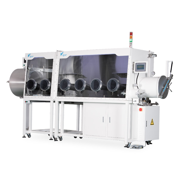 Integrated with heat antechamber